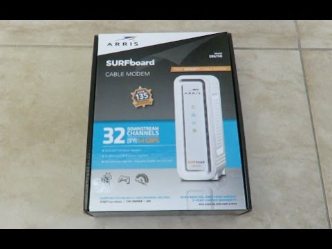 unboxing-review-of-arris-surfboard-sb6190-32-channel-cable-modem