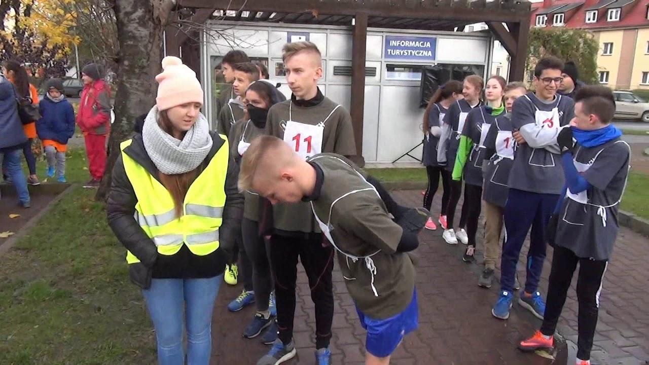 Nowy Dwór Gdański: Obchody Dnia Niepodległości –  II Bieg Niepodległości. – 11.11.2017