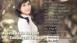 Top Hits -  Kumpulan Lagu Cover Akustik Jawa Koplo Dangdut