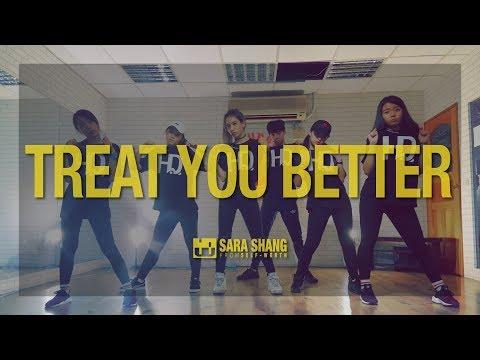 Shawn Mendes - Treat You Better / Choreography by Sara Shang (SELF-WORTH)