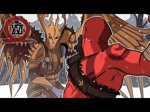 SIGRUN; THE VALKYRIE QUEEN! (ENDING) | God of War (Live Stream Episode 16)
