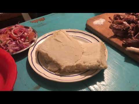 アフリカの高級レストランに行ってみた