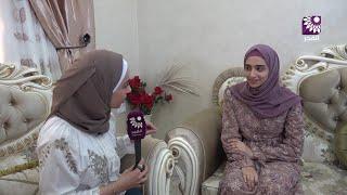 لقاء الطالبة شهد سمير الدرك  99.7 الفرع العلمي – بلدة دير الغصون