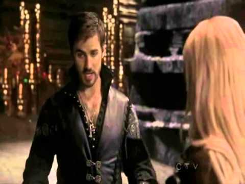 OUAT's Captain Hook Bringing Sexy Back