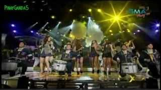 "Party Pilipinas [University] - Opening (part 2) ""All Star PP  = 6/24/12"