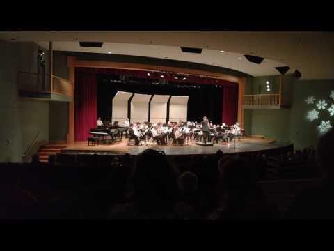 Frederick Community College Wind Ensemble Dec 2016