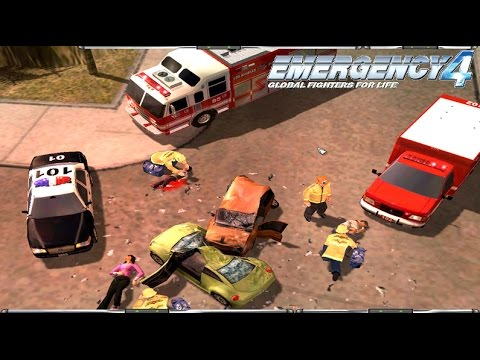 Emergency 4 : Los Angeles mod #24
