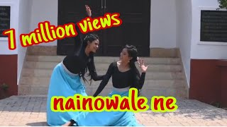 Nainowale ne || Dance choreography: Mayurakhi Bora || Movie: Padmaavat