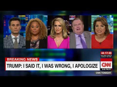 CNN's Ana Navarro Screaming 'Pus*y' at Trump Surrogates Is All of Us
