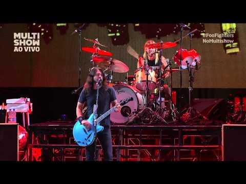 Foo Fighters - Something From Nothing - Rio de Janeiro Maracanã 1080p