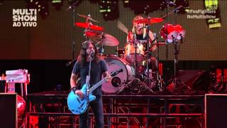 Foo Fighters - Something From Nothing - Rio de Janeiro Maracanã 1080p