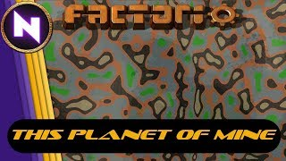 """Factorio """"This Planet of Mine"""" - January 17th 20:00 CET / 2 PM ET"""