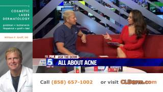 All About Acne with Dr. Groff | Cosmetic Laser Dermatology San Diego Thumbnail