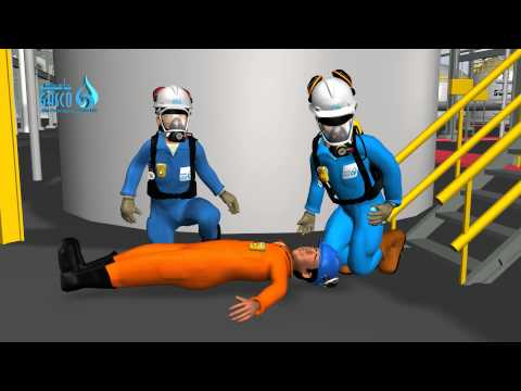 Near Death H2S Incident- Hamdan in Habshan, GASCO Abu Dhabi