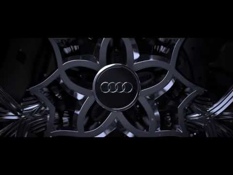 Final Fantasy XV - Audi R8 Star of Lucis Trailer