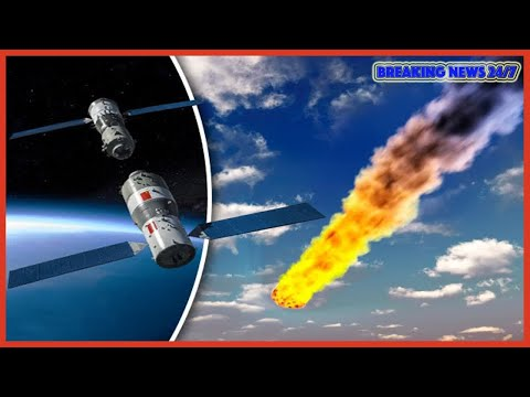 Tiangong-1: Chinese space station will crash to Earth within months - Breaking News 24/7