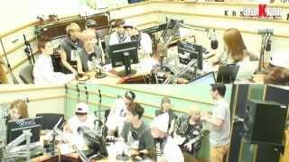 [Vietsub] 130621 EXO @ Yoo In Na