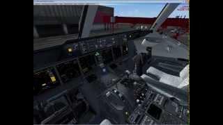 Полет на MD-11 по маршруту UUEE-ULLI в FSX