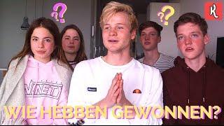 de uitslag leukste tweeling van nl