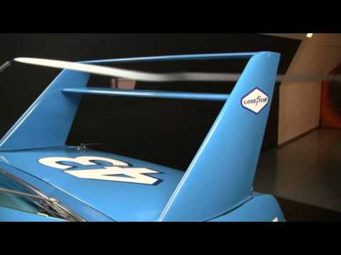 "Wind Tunnel Test: ""43"" 1971 Petty Superbird"
