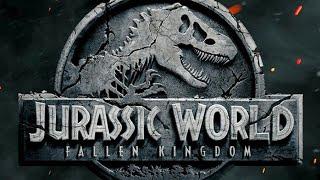 Jurassic World 2 -2018:A Fallen Kingdom First Official International 4K Trailer|By Mr.BeardStudios