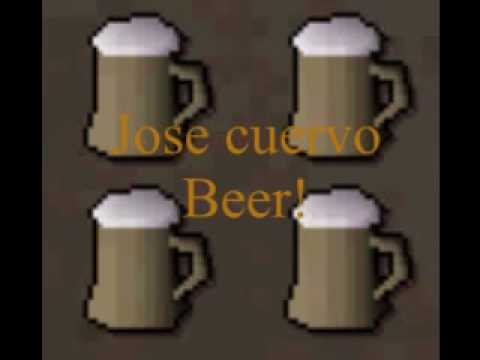 Runescape 10 rounds of Jose cuervo