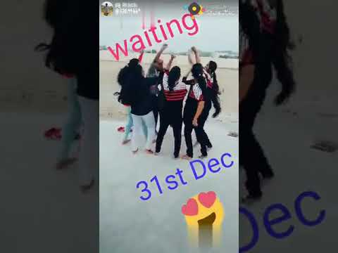 Waiting Girls 31 St Dec
