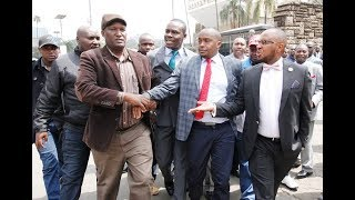 BREAKING NEWS: Starehe MP Charles Njagua to spend another night in police cell