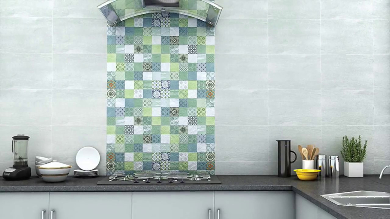 Don\'t miss the NITCO Tiles Kitchen Collection! - YouTube