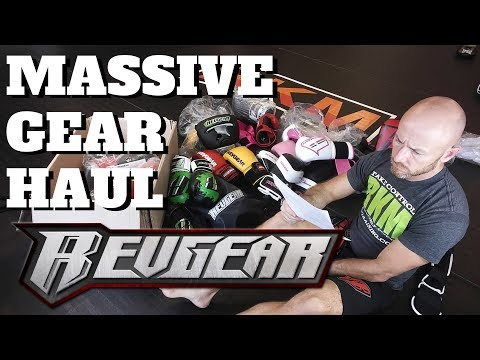 Revgear Haul: Boxing Gloves, MMA Gloves, Shorts And MORE Reviewed.