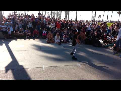 Venice Beach street show 2014 part 2!