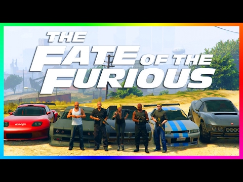 GTA ONLINE FAST AND FURIOUS 8 SPECIAL - FATE OF THE FURIOUS SUPER CARS, BEST GTA 5 VEHICLES & MORE!