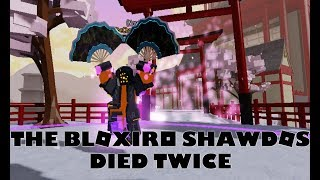 **The Bloxiro Shadows Died Twice** Solo Nightmare Hardcore Samurai Palace | Roblox Dungeon Quest