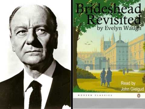 John Gielgud reads Brideshead Revisited by Evelyn Waugh - Audiobook (Abridged)
