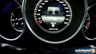 2014 Mercedes CLS63 AMG 0-60 MPH Test  **3.6 Seconds** 550 Horsepower Twin-Turbo 5.5 Liter V8