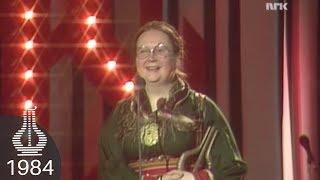Agnes Buen Garnås vinner Årets Folkemusikk/Gammaldans (Spellemannprisen 1984)