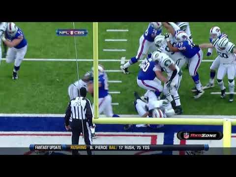 NFL RedZone Every Touchdown 2012 Week 17