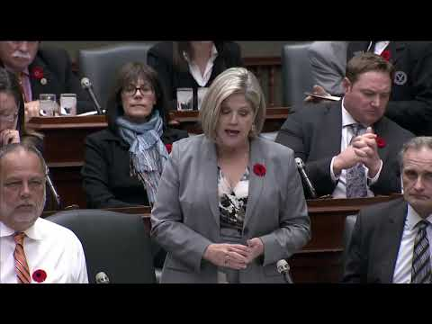 2017-11-01 Question Period
