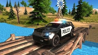 Police Car Driving Off Road - Simulation Car Games - Videos Games for Kids Android