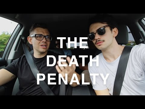 THE DEATH PENALTY and the Catholic Church