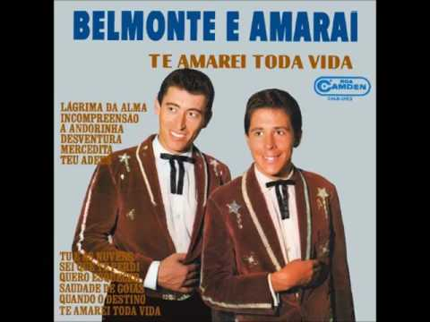 Belmonte e Amaraí - Saudade De Goiás