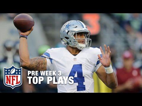 Top Plays from Week 3 | 2016 Preseason Highlights | NFL