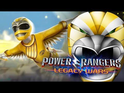 Taylor Yellow Wild Force Ranger UNLOCKING & Gameplay!  Power Rangers Legacy Wars
