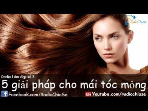 [Làm đẹp] 5 giải pháp cho mái tóc mỏng