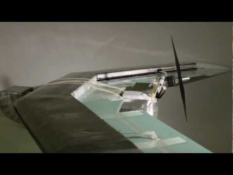 BigWing: Thrust vectoring and more control surfaces
