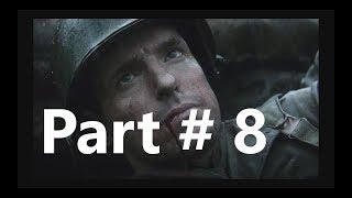Call of Duty WW2 - Walkthrough Part # 8