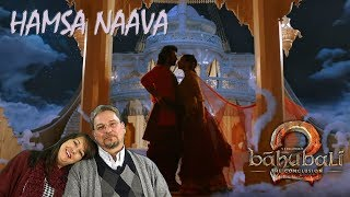 Hamsa Naava Full Video Song (Baahubali 2 The Conclusion) - Reaction and Review