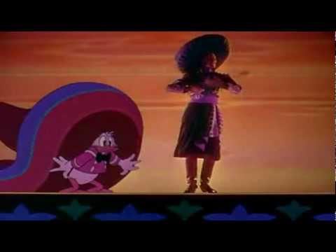 Danza Folklorica de Mexico en el Cine - Los tres caballeros 4