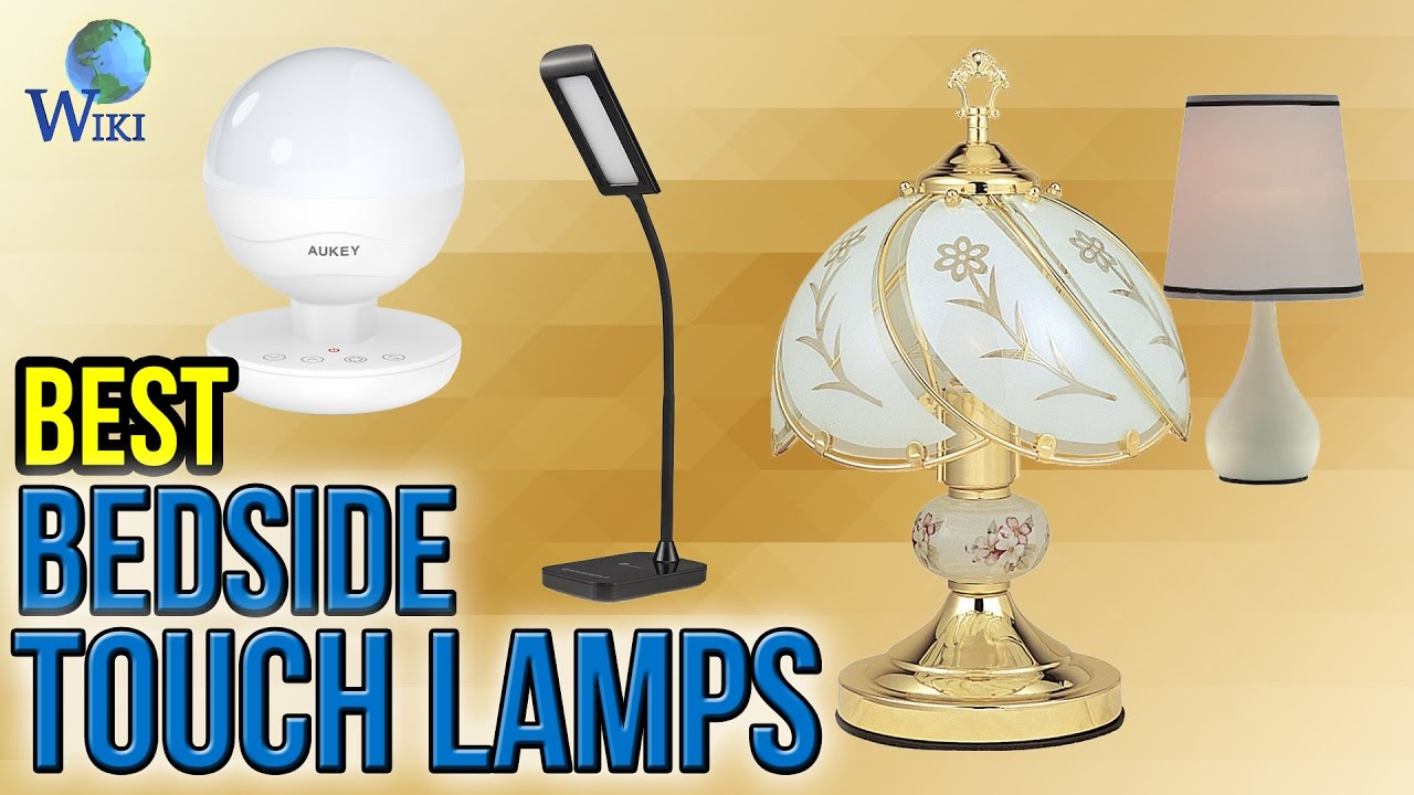 10 best bedside touch lamps 2017 youtube. Black Bedroom Furniture Sets. Home Design Ideas