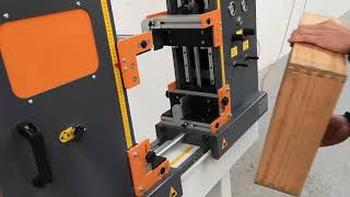 BOX 3.0 v2019 -  Pneumatic drawer & door clamp. By Dynma